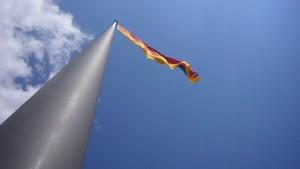 Berlin 2007 Deutschlandflagge