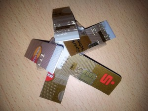 Kreditkartenbetrug / Credit Card Frauding